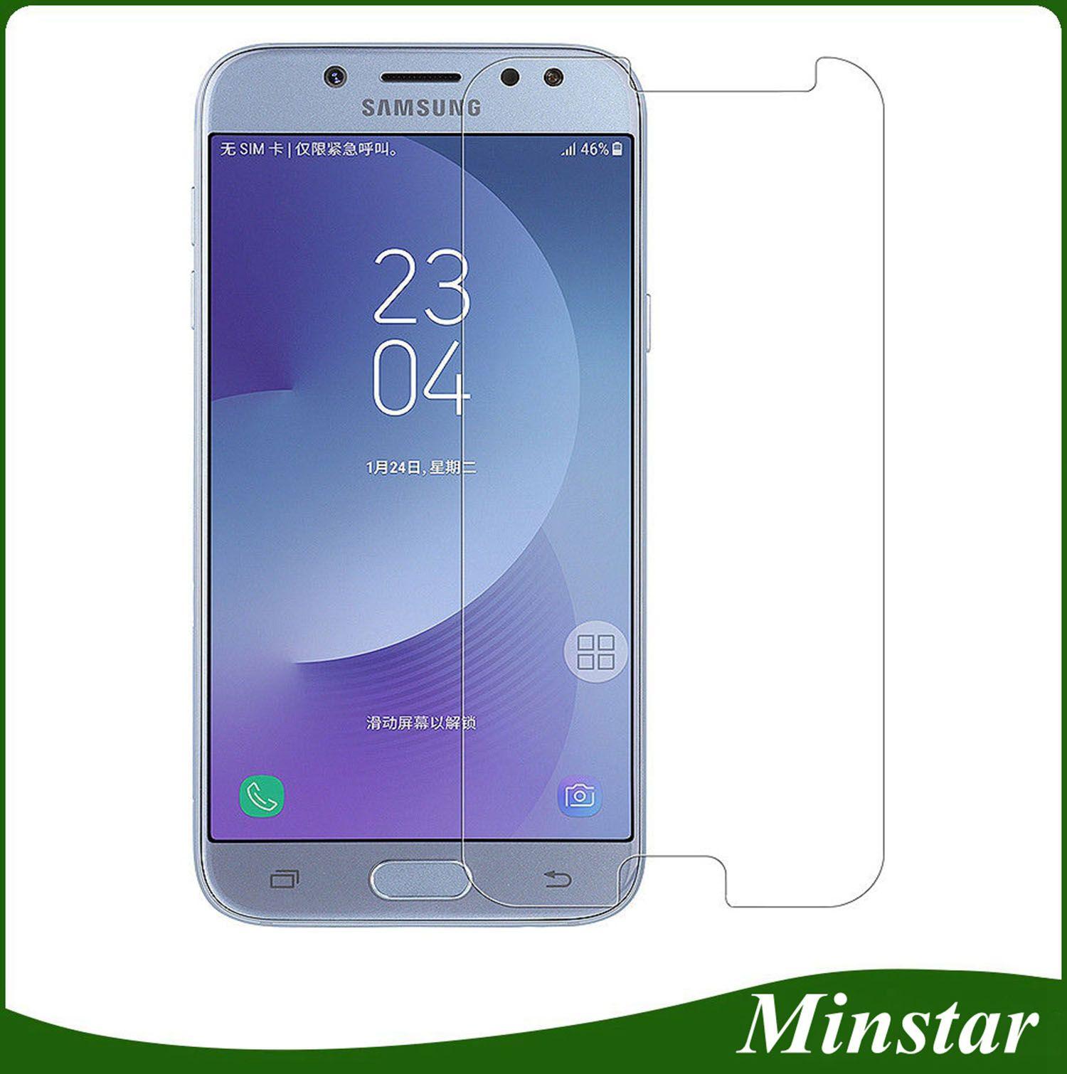 For Samsung Galaxy J7 Prime Perx J727 2017 J3 Prime J3 Emerge J327 Ultra  Thin Tempered Glass Screen Protector Anti-scratch Metropcs Boost US