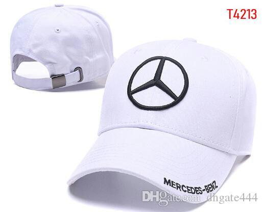 Hot Sale Mercedes Benz Cap Bone Gorras Snapback Hat F1 Champion Racing  Sports AMG Automobile Trucker Men Adjustable Golf Cap Sun Hat 03 UK 2019  From ... a8fdec683bd