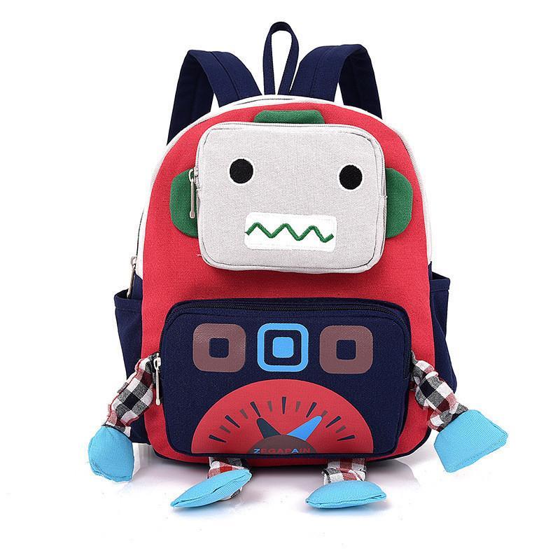 2018 School Bag Kids Book Bag Children Backpack Kindergarten