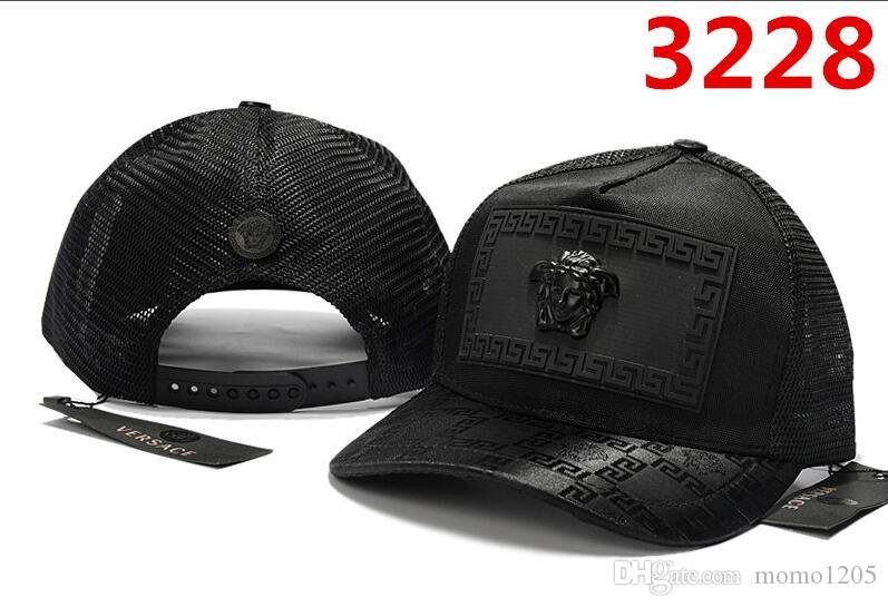 2018 New Good Quality Luxury Hat Unisex Bone Adjustable Golf Visor ... 9cf253a5de9a