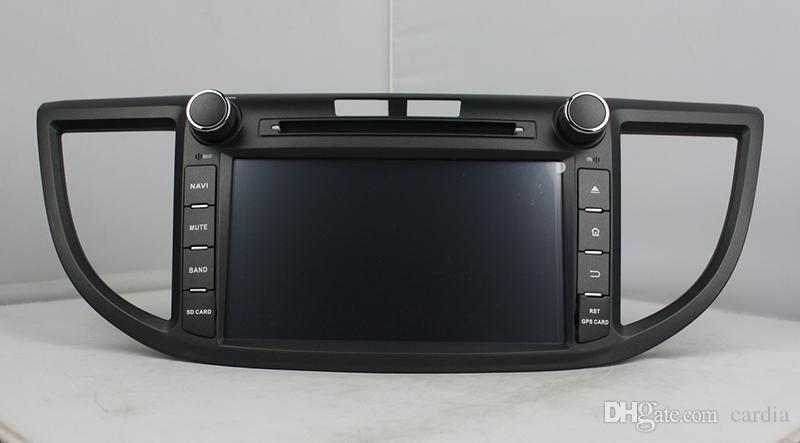 Car DVD player for Honda CRV 2012 8inch Octa-core 2GB RAM Andriod 6.0 with GPS,Steering Wheel Control,Bluetooth,Radio
