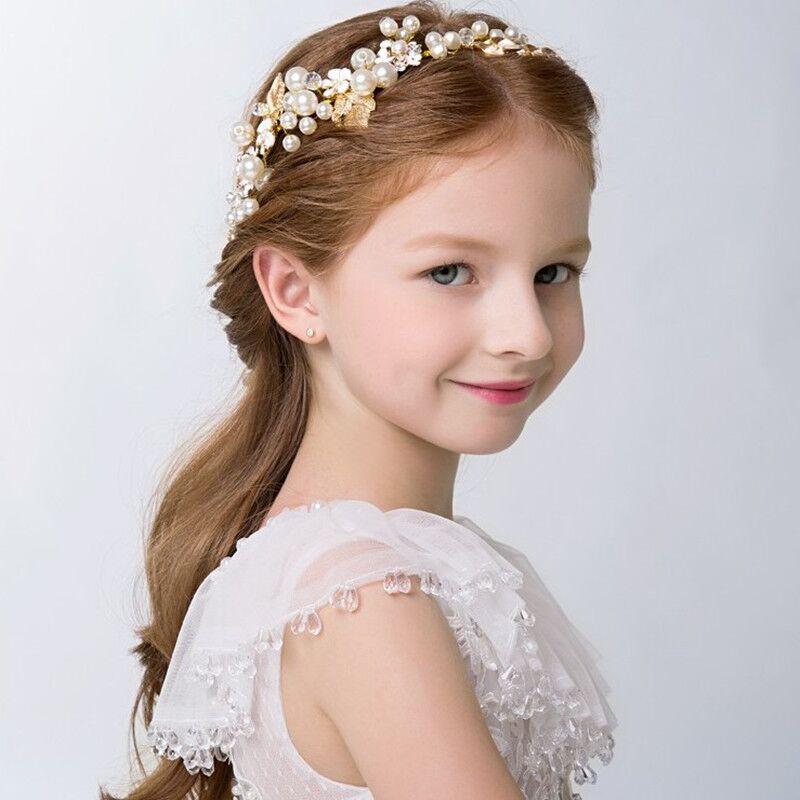 Fashion Kids Girls Princess Party Wedding Headband Bridal Crown Crystal  Diamond Tiara Hair Hoop Headbands Hair Accessories Hair Accessories For Girl  ... 7f6ebb41a1fc