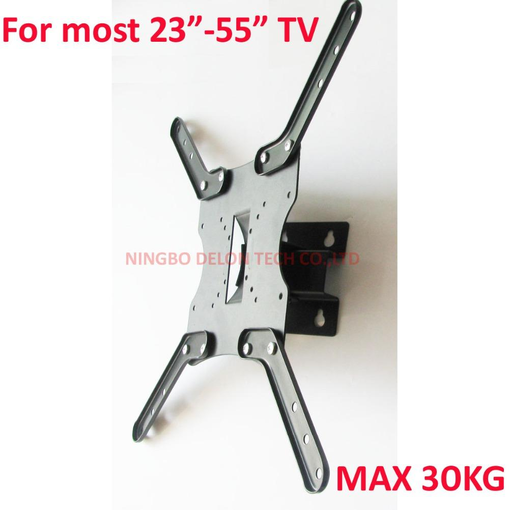 23 Inch 32inch 50inch 55inch Tiltable Lcd Tv Wall Mount Swivel Led