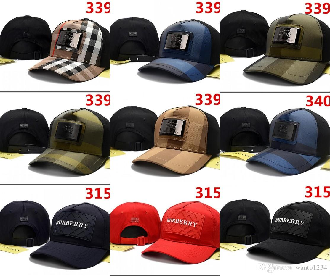 e49fd502acc New High Quality Cap Men Women Baseball Caps Cotton Adjustable Golf ...
