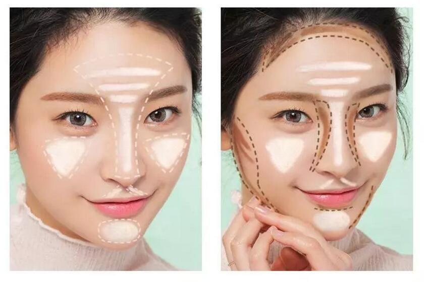 Neue Ankunft macfee Radiergummi Concealer Pen Gesichtskontur Textmarker Liquid Stick Concealer Balancing Foundation