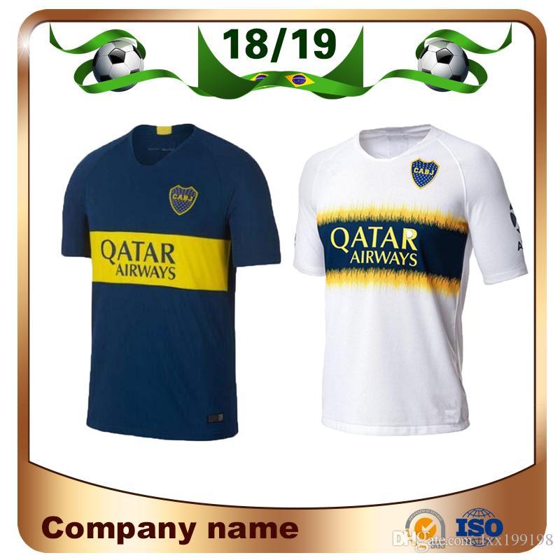 21ce6f486d Compre 2019 Boca Juniors Jerseys Futebol Camisola De Futebol 18 19 Casa  Tibet Marinho Afastado 5 GAGO Camisas De Futebol Cardona Benedetto Pavón  Futebol ...