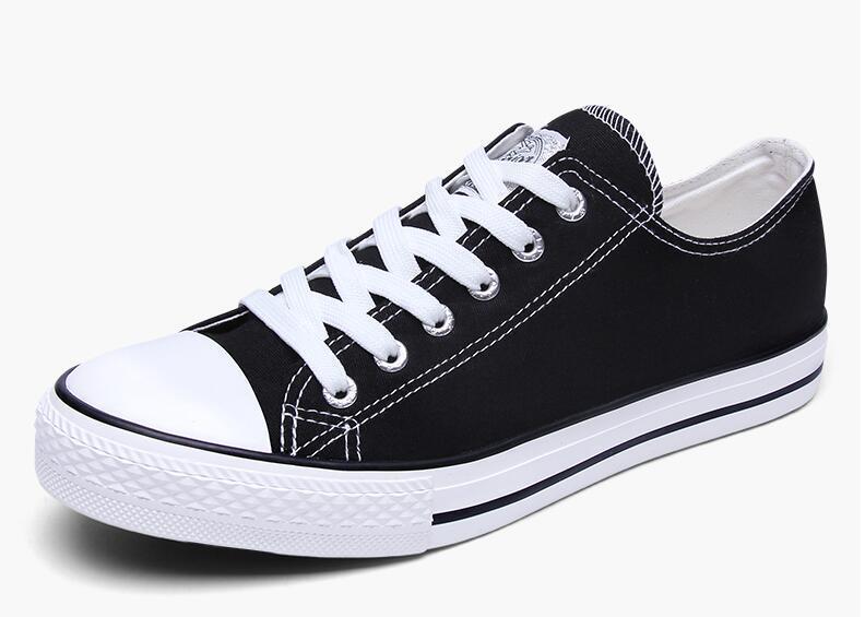 Compre 2019 Nova Marca De Lona Dos Homens Das Mulheres Sapatilha Skate  Designer De Calçados Esportivos Das Sapatilhas Dos Homens Das Mulheres  Jovens ... 2d8a29bd058