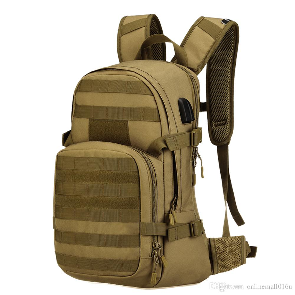 Tactical Hiking Outdoor Sports High Capacity Backpack Sport Army Travel  Backpack Cycling Hunting Online with  37.72 Piece on Onlinemall016u s Store  ... 35cad62a1a470