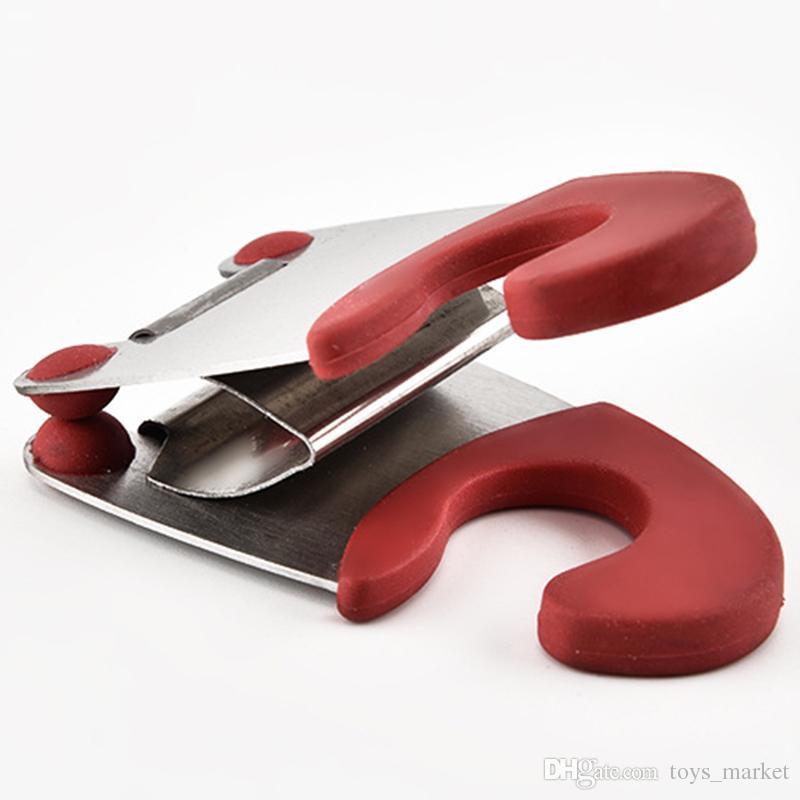 Yeni Mutfak Kaşık Pot Klip Kaşık Pot Tutucu Handy Mutfak Gadget Kaşık Istirahat Organizatör Mutfak Aracı
