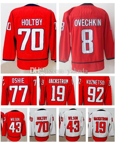 24f8d767977 Top Washington Capitals Ovechkin 8 WILSON 43 Oshie 77 Holtby 70 ...