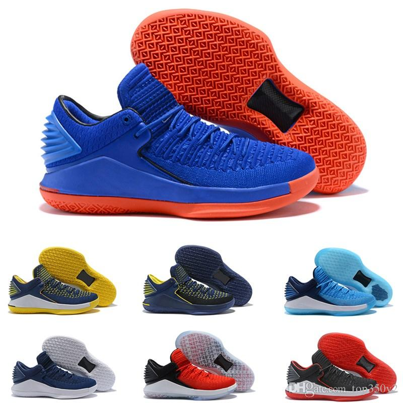Gagné Sport Hommes 86 Gatorade Star Chaussure Comme Luxe Trainer Basketball Mike Unc Chaussures 32 De Basse 32s Blanc Race Xxxii Designer R54AjL