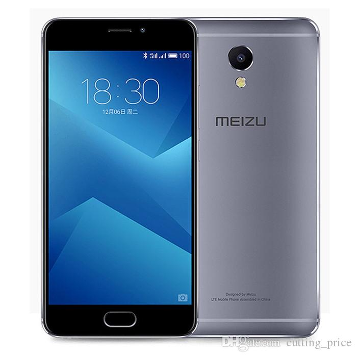 Unlocked Original Meizu M Note 5 Meilan 4GB RAM 64GB ROM Mobile Phone Helio  P10 Octa Core Android 5 5