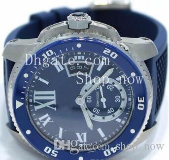 Grosshandel Luxuxqualitats Uhr Kaliber De Taucher Wsca0011 Blaues