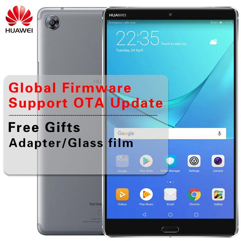 HUAWEI Mediapad M5 8 4 inch Kirin 960 Octa Core 4GB RAM 64GB ROM Andorid  8 0 LTE Phone Call Tablet 2560x1600 Fingerprint 5100mAh