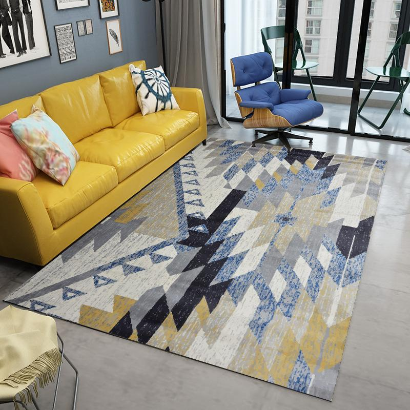 Artistic Abstraction Rugs And Carpets For Home Living Room Modern ...