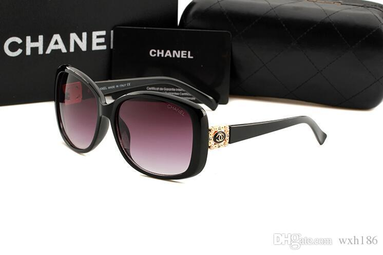 4e2a4bda6c 2019 Women Fashion Sunglasses Luxury Brand Designer Square Ladies Eyewear  Retro Sun Glasses Classic Pilot Sunglasses High Quality Prescription Glasses  ...