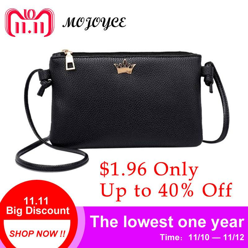 b55acafd1a7ab 2019 Fashion Casual Messenger Bags for Women Small Imperial Crown Candy  Color Handbags Envelope Clutches Ladies Party Purse Crossbody Bags Fashion  Bags ...