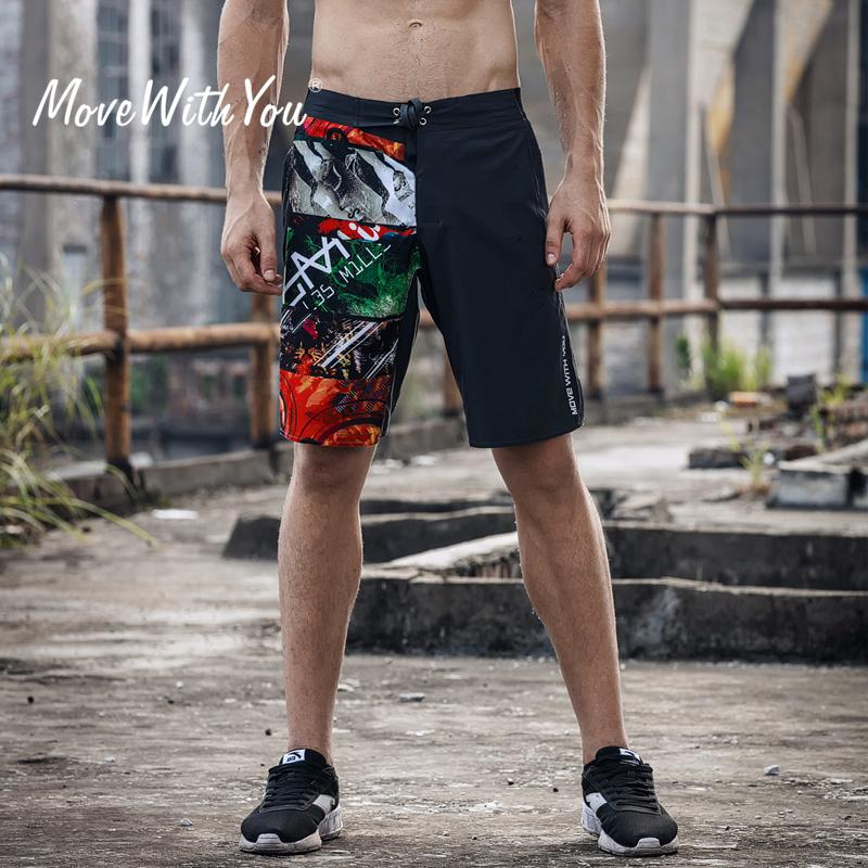 b3e1891c7203 2019 Gym Shorts Men Running Sports Quick Drying Breathable Workout  Pantalones Cortos Para Hombres 2016 Summer Men s Clothes From Yvonna