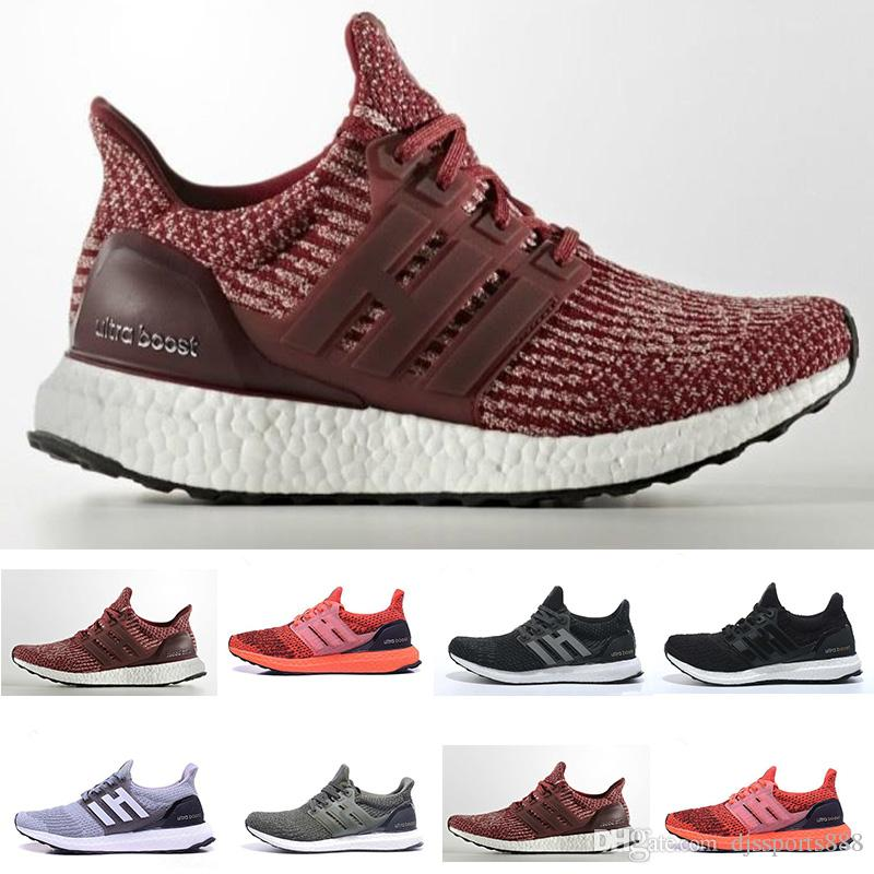 brand new 55b72 0aa17 ... reduced compre 2018 adidas ultra boost 3.0 al por mayor ultra zapatos  para caminar 4.0 triple