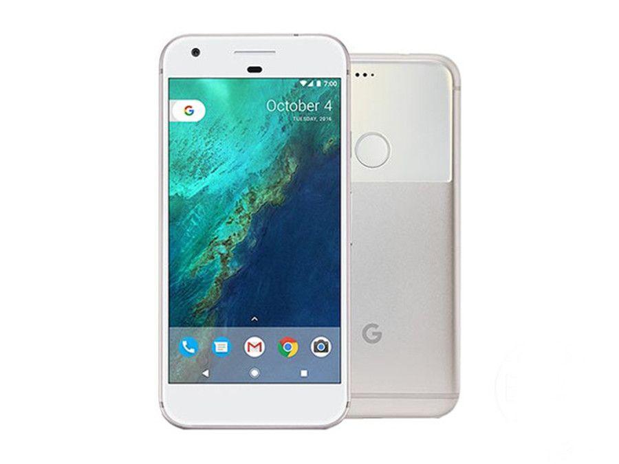 Reformiert Original-Google Pixel XL 5,5 Zoll Quad Core 4 GB RAM 32 GB 128 GB ROM Einzelne SIM 4G LTE Android intelligentes Telefon DHL