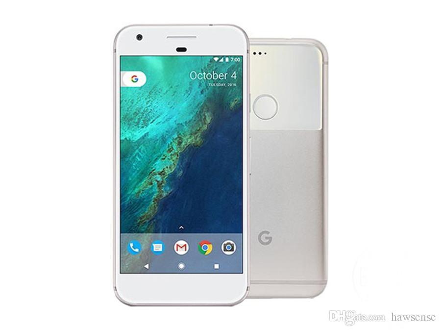 Reformierte Original-Google Pixel 5,0 Zoll Quad Core 4 GB RAM 32/128 GB ROM Einzel SIM 4G LTE intelligentes Handy DHL