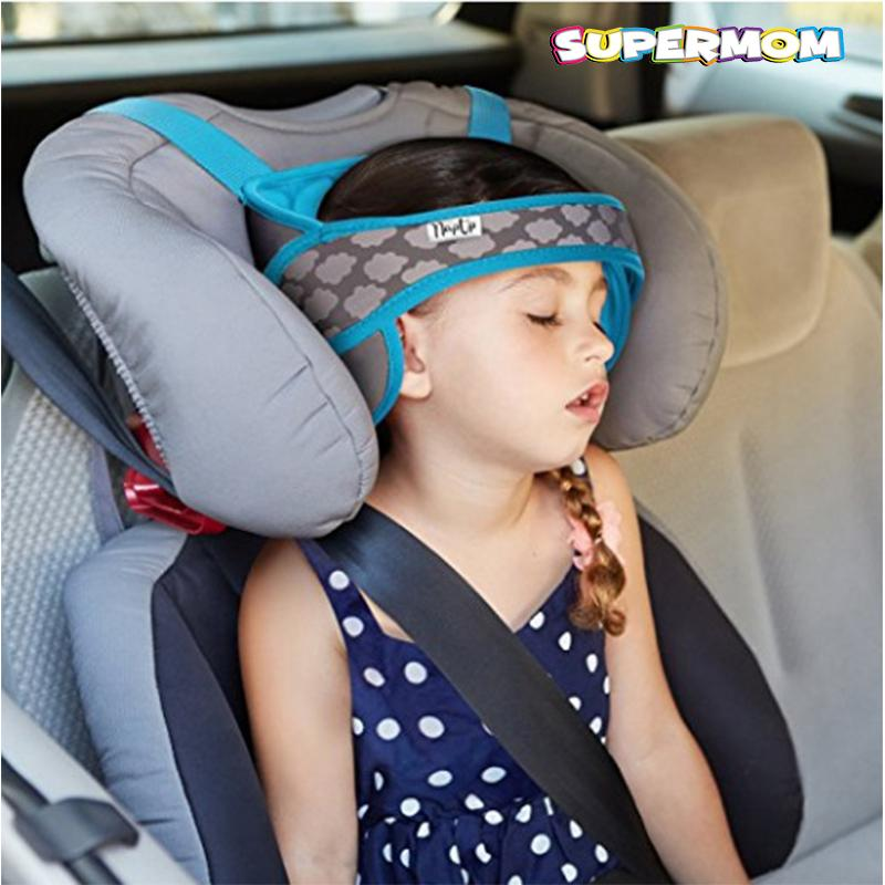 Baby Gear New Car Seat Head Supports Child Head Fixed Sleeping Pillow Kid Neck Protection Baby