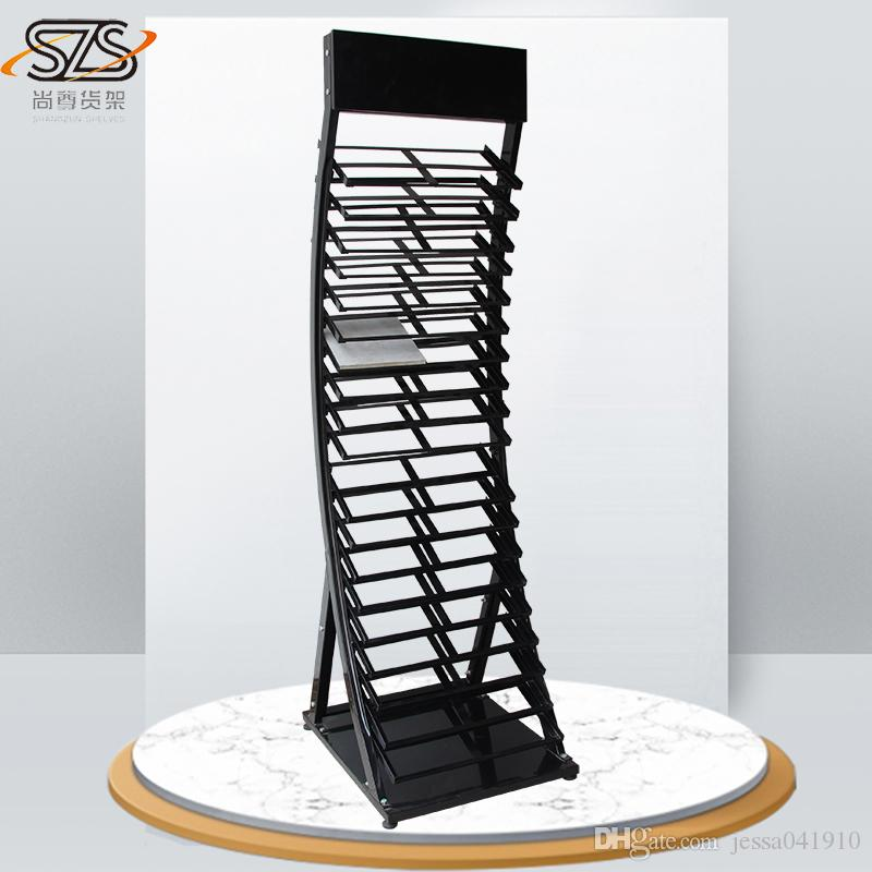 Peachy Hot Sell Display Stands For Tiles Retail Wire Metal Powder Coated Factory Ceramics Tiles Display Racks Metal Display Shelves Home Interior And Landscaping Ologienasavecom