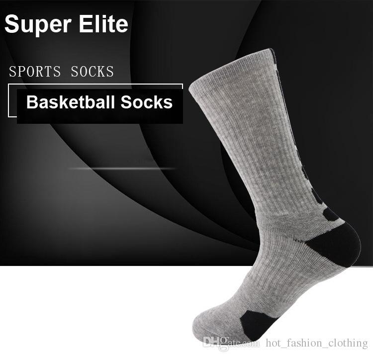 a355de333d0  USA Professional Elite Basketball Socks Long Knee Athletic Sport Socks Men  Fashion Compression Thermal Winter Socks Wholesales Elite Basketball Socks  Love ...