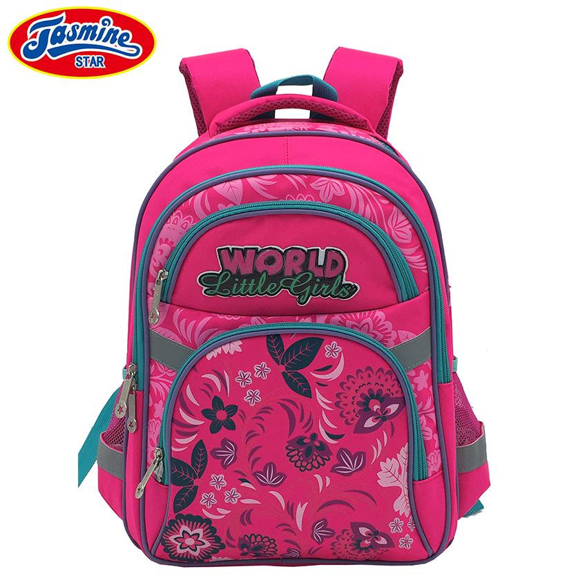 155c2a7285d4 JASMINESTAR Children S School Bag Backpack Girl Large Orthopedic Student  Grade 1 6 Primary Floral Print School Bags Sports Bags Bags For Men From  Keviney