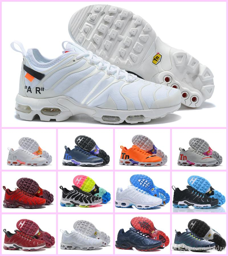 Wholesale 2018 Air TN Plus Chrome Men Sports RunnING Casual ShOes ... d96980109