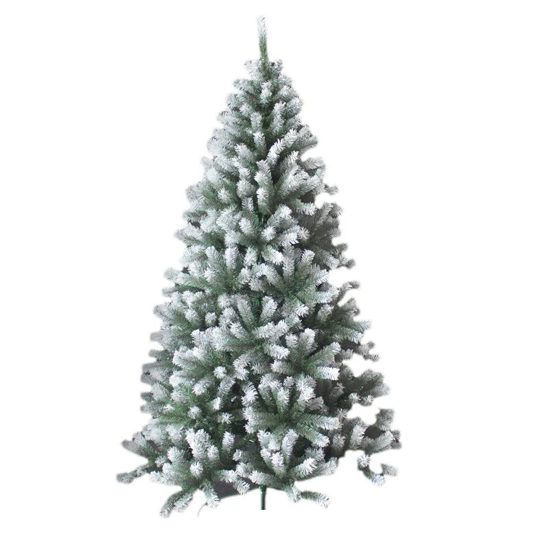 120cm Encryption Spray Snow White Christmas Tree Artificial