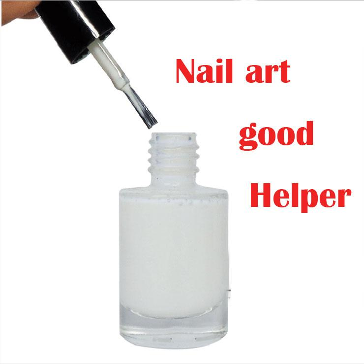 15ml Peel Off Liquid Tape & Peel Off Base Coat Nail Art Liquid ...