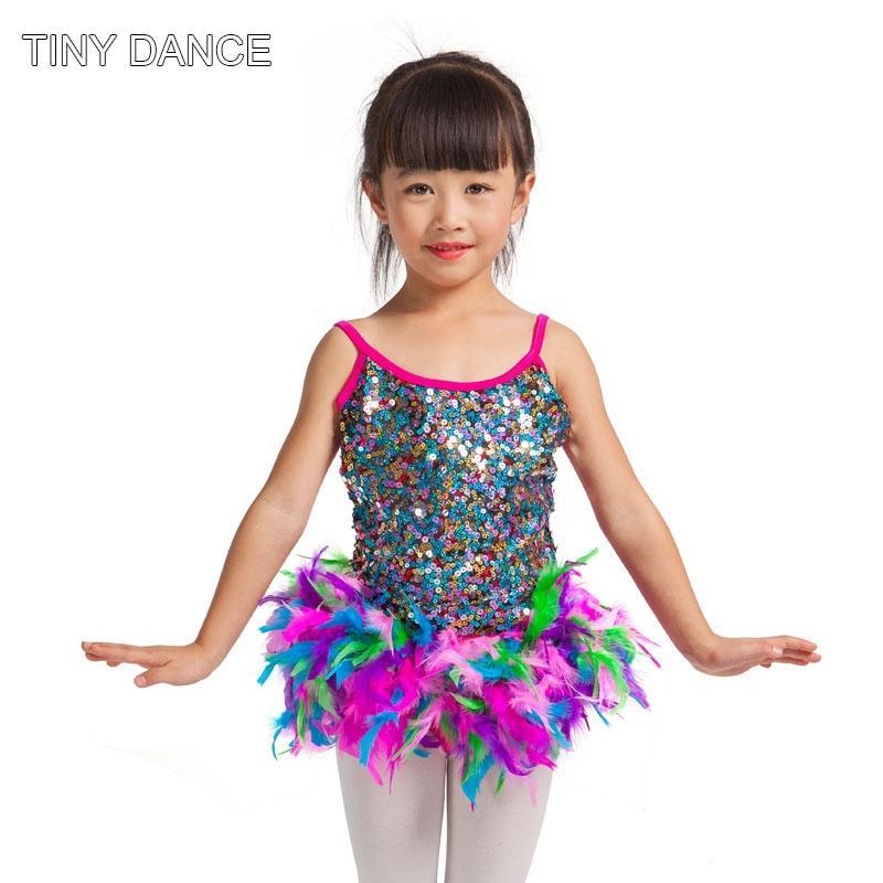 dbcbda61bd Compre Conjunto De Fantasia 3 Em 1 Espumante Lantejoula Collant Com Tule  Tutu Saia Para Criança Ballet Dance Tutu Dress Trajes De Dança Jazz 15029  De ...