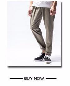 NEW Men's Shirts 55%Linen + 45%Cotton Three Quater Sleeve Striped Shirts Men Fashion Flax Shirt Linen Men Clothing size M-3XL