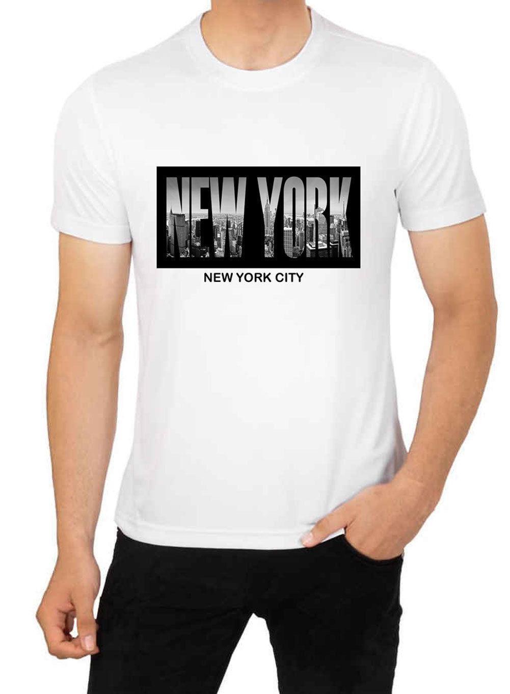 7a8ee2f1682a2 Acheter New York City Nyc Brooklyn Bronx Gang Ville T Shirt Tee Dtg Design  2 De  10.99 Du Printyou