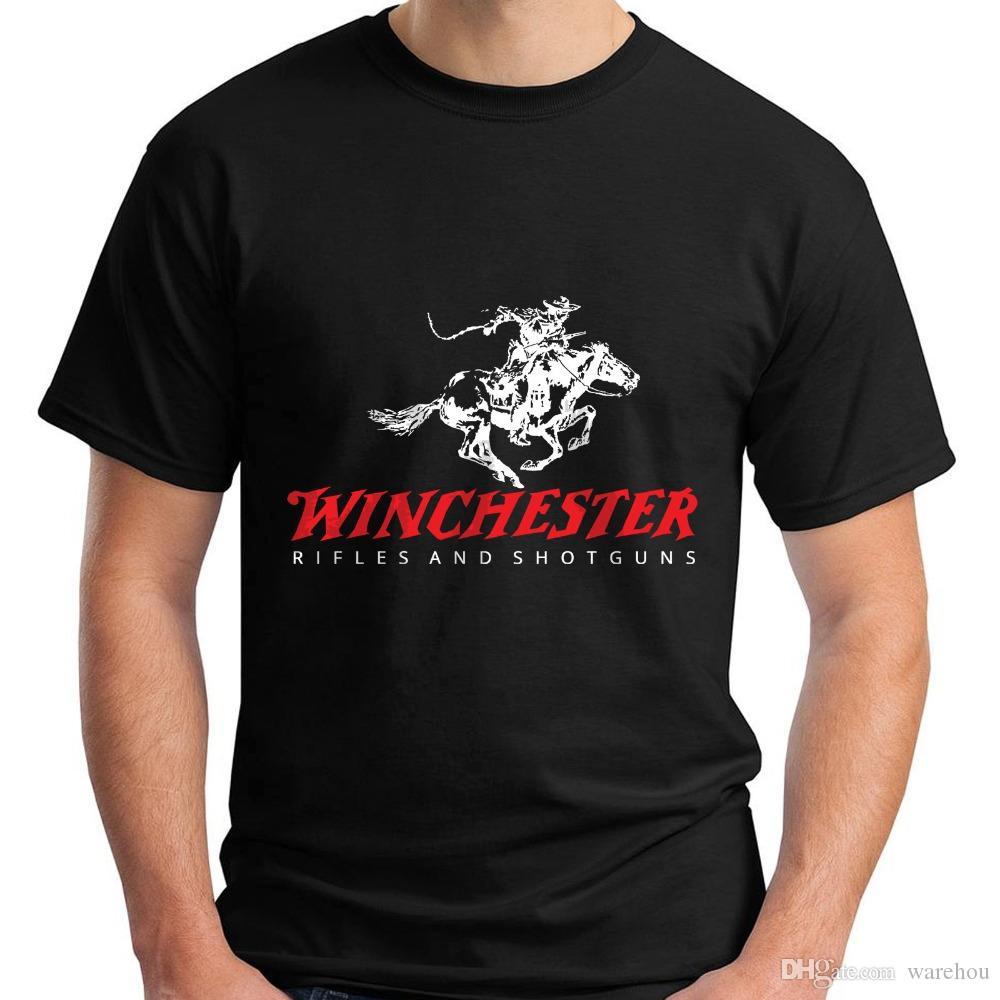 Acheter Hommes Vetements D Ete Hip Hop Chemises Cool New Winchester