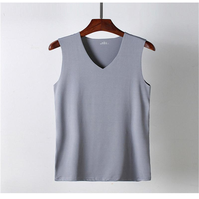 3f3743c170 Slip Party Vest Men Casual Beach Summer Tank Top Fitness Streetwear 2018  Novelty Plus Size Silk Sportswear Casual Tanks Tops Cool Tee Shirts Cheap  Business ...