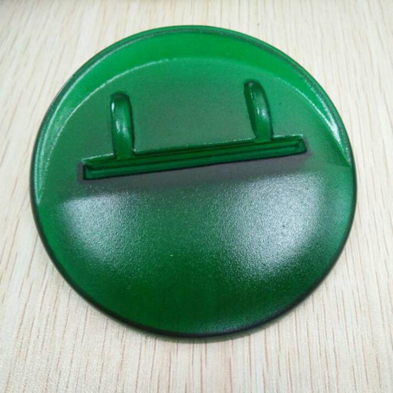 2018 Hot Sale customized oem NCR-green insert atm skimmer part for sale