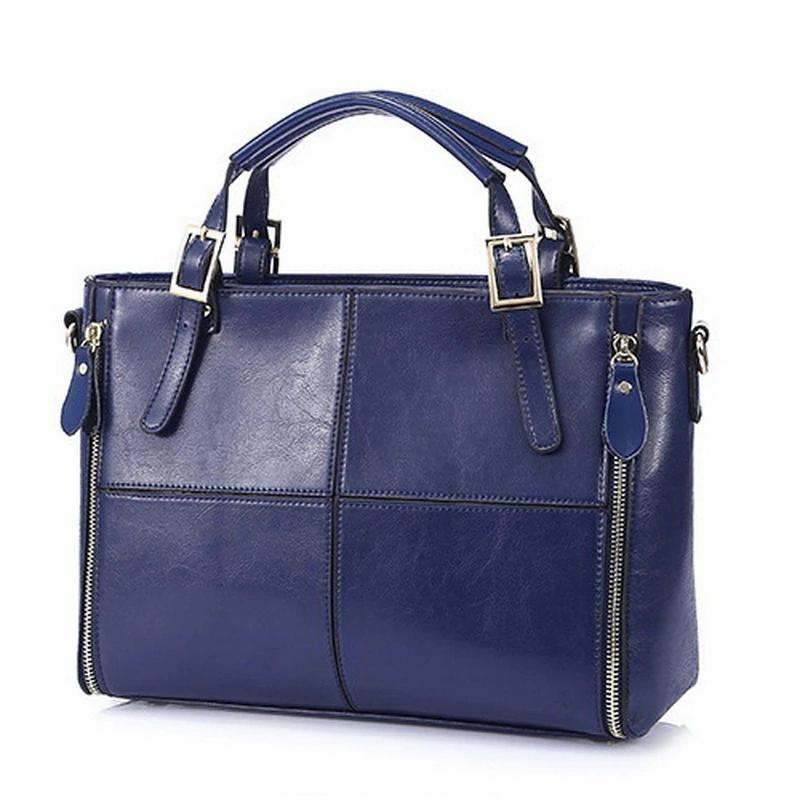 FUNMARDI Luxury Handbags Women Designer Split Leather Bags Women Handbag Brand Top-handle Bags Female Shoulder Bags WLHB974