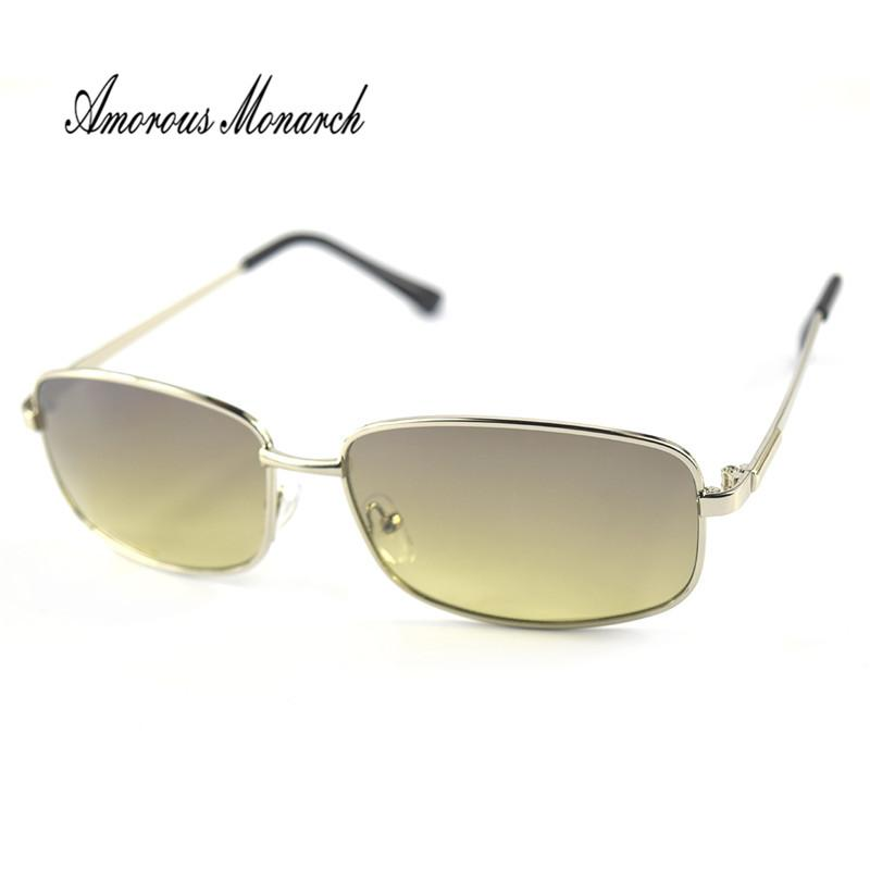 9ca61540dc35 Amorous Monarch Men s Classical Vintage Sunglasses Small Rectangle Lens Sun  Glasses Outdoor Sport Driving Eyewear Eye Wear UV400 Kids Sunglasses Locs  ...