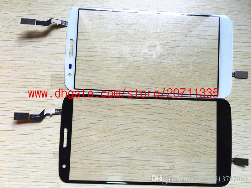 Original For LG G2 D800 D802 Touch screen LCD Display Digitizer Front Panel Glass Cover Replacement