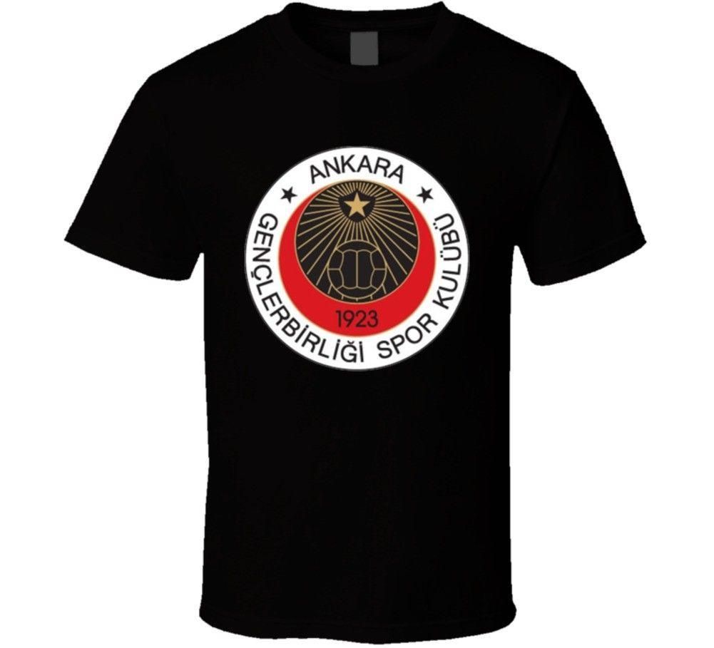 2d1a9cc4 Ankara Genclerbirligi S.K. Turkish Soccer Team Football Club Super Lig  Turkey T On T Shirts It Tee Shirts From Wholesaletshirts47, $11.58|  DHgate.Com