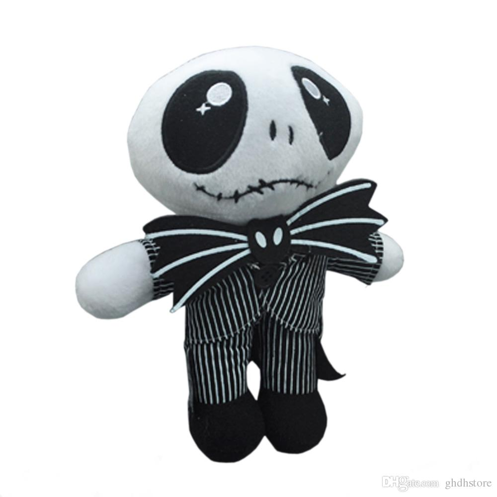 "Hot New 9"" 23CM Nightmare Jack Plush Doll Anime Collectible Dolls Gifts Stuffed Soft Toys"
