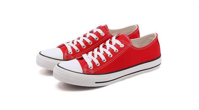 Venta caliente Clásico conve2s2e Unisex LOW-top Adulto Mujeres Hombres Zapatos de Skate de Lona Con Cordones Zapatos Casuales Zapatillas de deporte envío gratis