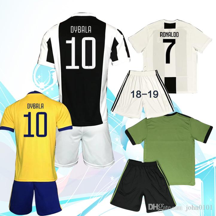 17-18 football clothes, 10 Dibala ball star, a short sleeved dress, with the name and number.