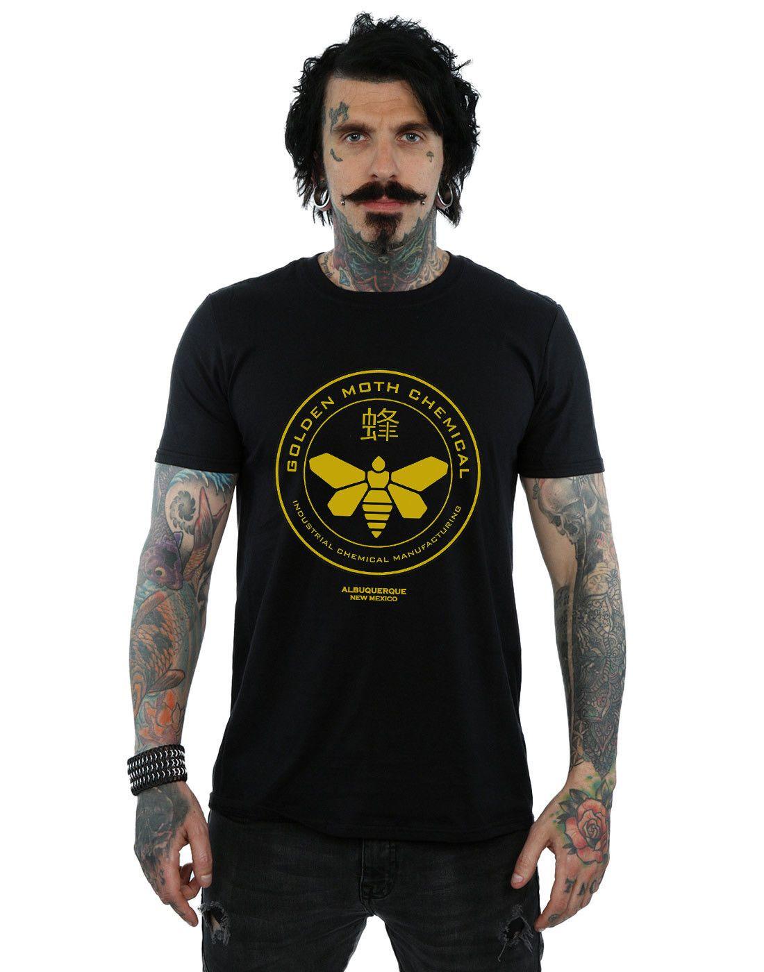 e5f009617 Compre Alex Chenery Hombres Golden Moth Camiseta 3D Hombres Hot Cheap Manga  Corta Camiseta Masculina A $11.48 Del Gaobei08 | DHgate.Com