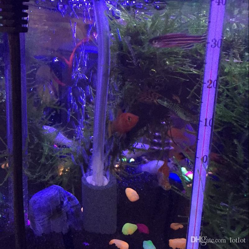2 Air Bubble Disk Stone Aerator Aquarium Fish Tank Pond Pump Hydroponic Oxygen aquarium Pet Supplies Air Pumps & Accessories