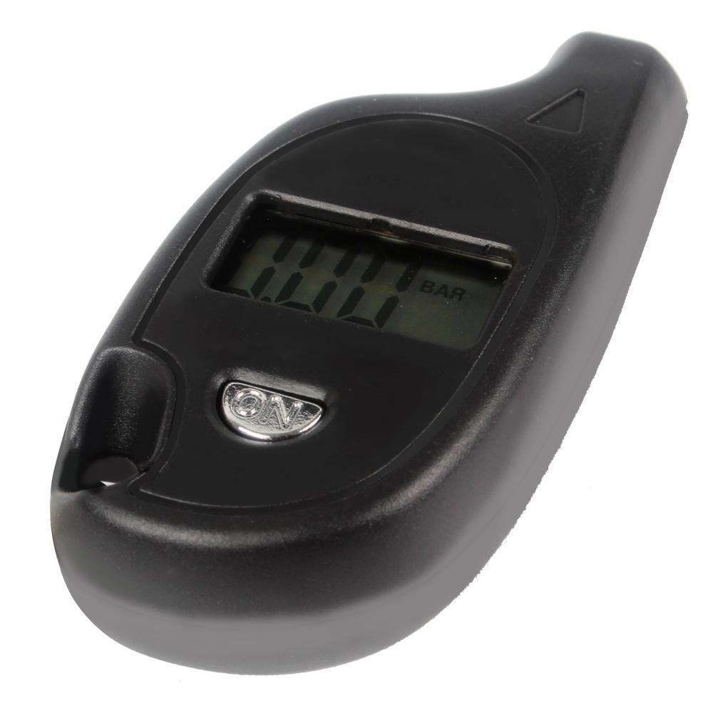 Mini Araba Dedektörü Oto Motosiklet Lastik Basınç Dijital Metre Teşhis Aracı LCD Ekran Lastik Basınç Göstergesi Taşınabilir