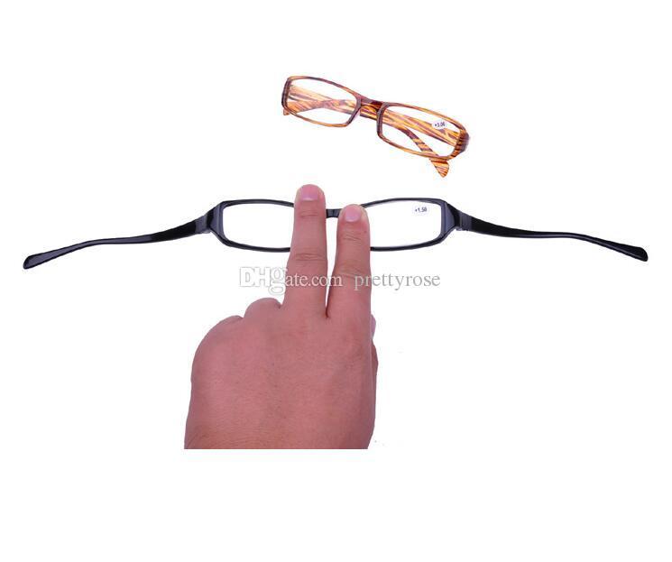 Occhiali da lettura Uomo Donna Occhiali Modelli Unisex Casuale Ultra-leggero 1.0-4.0 Semplice regalo di moda popolare utile i genitori