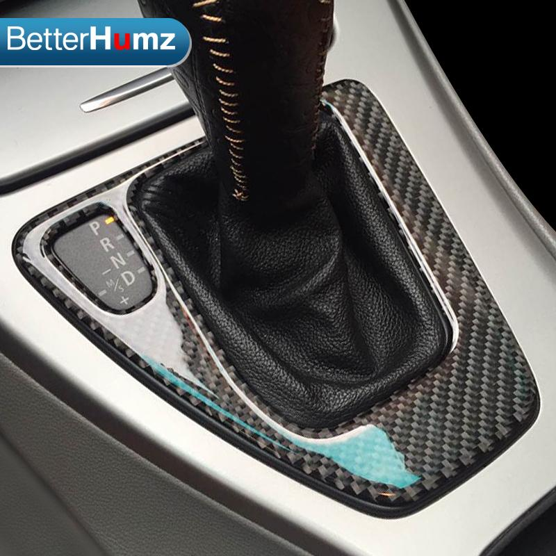 cde1fa382a8 Wholesale For Bmw E90 E92 Interior Trim Carbon Fiber Gear Shift ...